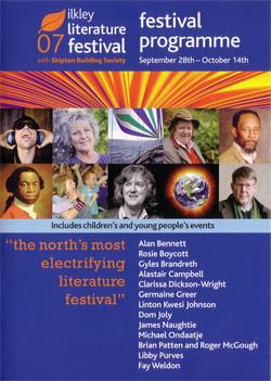 Ilkley Literature Festivalprogramme