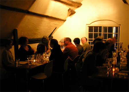 The LitFest LitFeast at Meltons Too on 9 March2008