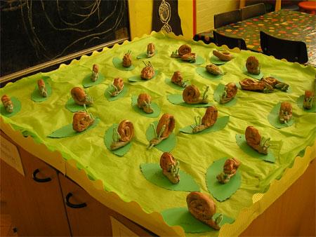 Scarcroft Snails
