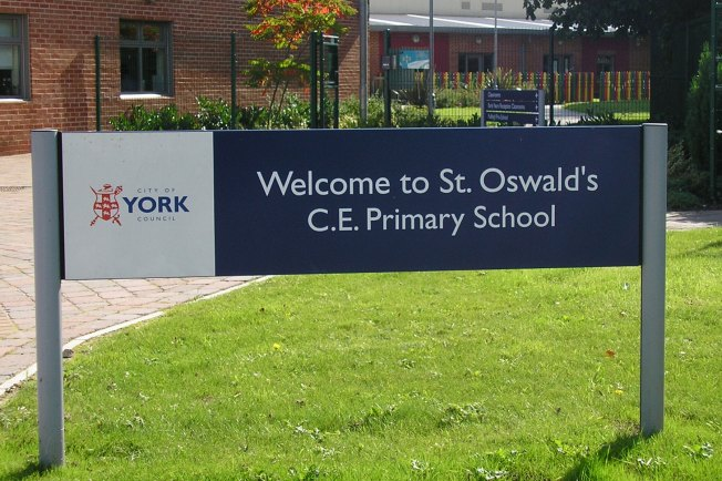St Oswald's School, Fulford, York