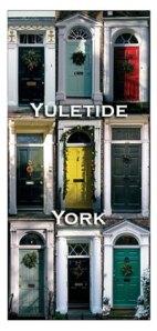 Yuletide York - my unique BigBuzz Christmas cards, on sale at www.theBigBuzz.biz