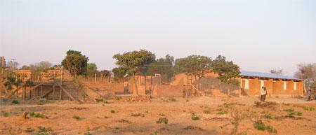 Building the Mwabi Institute in Malawi