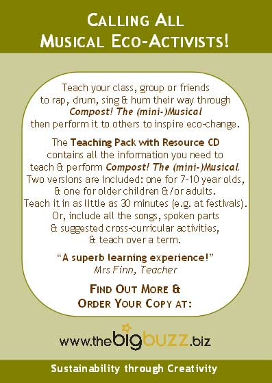 Compost! The(mini-)Musical Teaching Pack is here