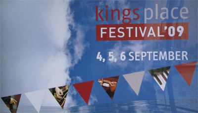 Kings Place Festival, London
