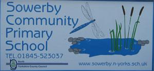 Sowerby Community Primary School, North Yorkshire