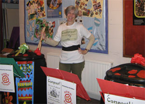 Preparing for the Dunnington compost performance