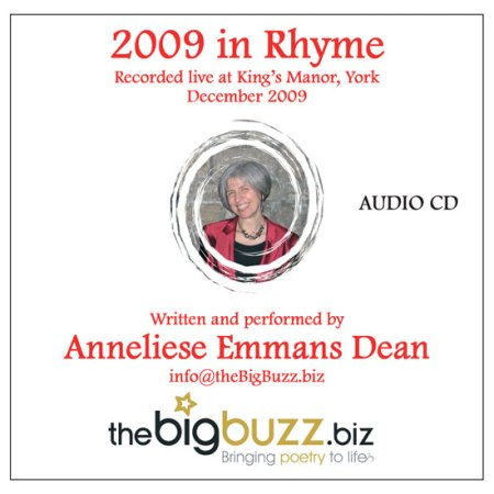 2009 in Rhyme CD by Anneliese Emmans Dean