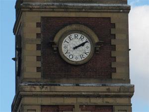 Terry's Clock Tower, York