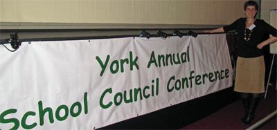 Vikki Pendry, Advanced Skills Teacher for Sustainable Schools in York, 22.3.12