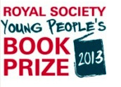 Royal Society Young People's Book Prize logo 2013