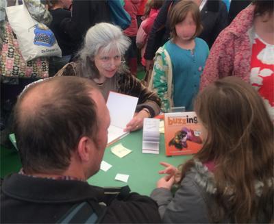 More book signing at Hay