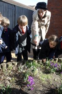 A World Book Day Rhyme Time Ramble at St John's College School