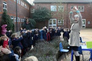 More Rhyme Time Rambling at St John's College School