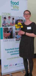 Chloe Smee of York Food for Life Partnership