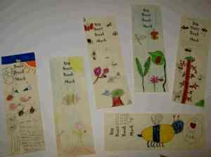 More brilliant Buzzing! bookmarks
