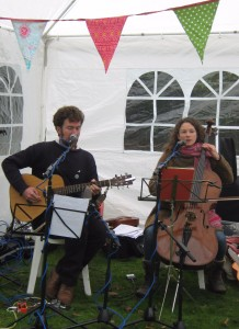 The Bookshop Band at Ryedale Book Festival
