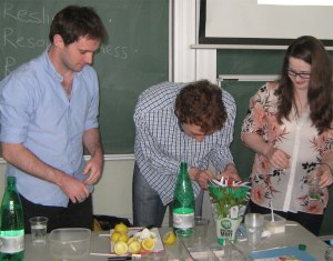 Making lemonade at the University of York