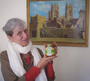 The Münster honey makes it back to twin town York