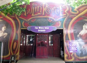 Le Moulin Rouge (The York spiegeltent version!)