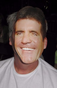 Simon Cowell (almost)