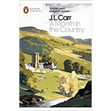 Cover of J.L. Carr's A Month in the Country