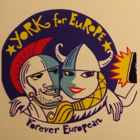 York for Europe logo